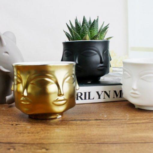 1480 b4c21f 510x508 - accessories - Dora Maar Head Shaped Vase