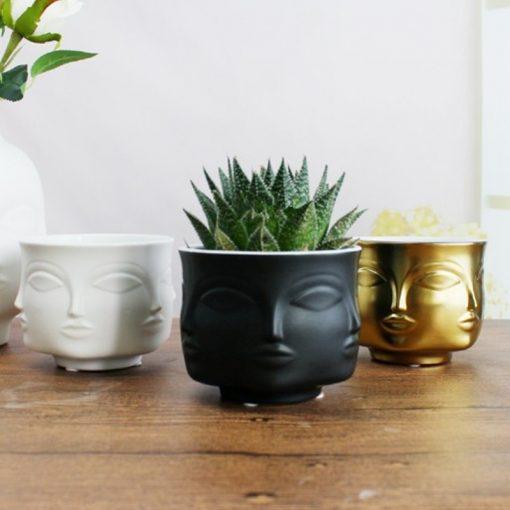 1480 e9c301 510x510 - accessories - Dora Maar Head Shaped Vase