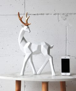 596 99a7f8 247x296 - sale, collectibles - Stylish Decorative Abstract Reindeer Shaped Figurine