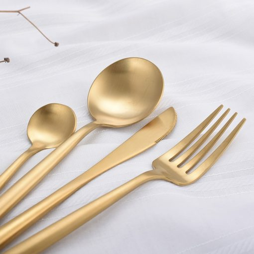 3557 iupzbg 510x510 - tabletop-and-bar, flatware - The Olivia Cutlery Set - In Gold