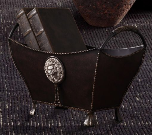 3968 m7ybj9 510x453 - decor, collectibles - The Amara Collection Storage Basket for Books and Magazines
