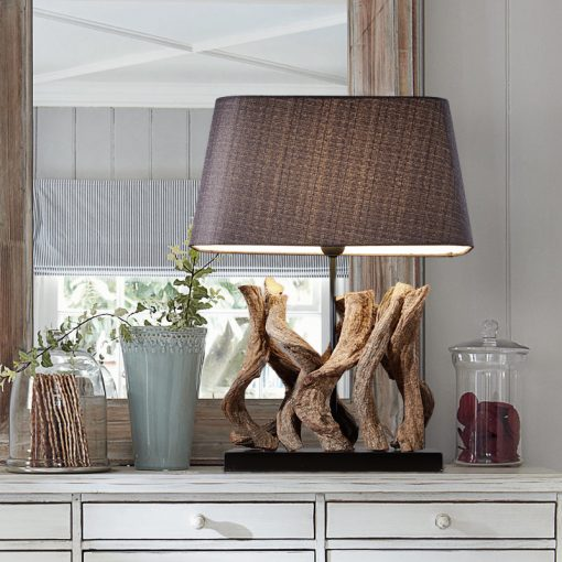 3976 hdzqoq 510x510 - sale, lighting - The Convivial Collection Wooden Bedside Lamp