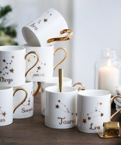 3980 de6uaz 1 247x296 - tabletop-and-bar, sale, drinkware - Penelope Collection Ceramic Mugs with Constellations Inspired Designs