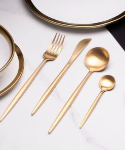 Screen Shot 2019 04 29 at 5.35.53 PM 247x296 - tabletop-and-bar, flatware - The Olivia Cutlery Set - In Gold