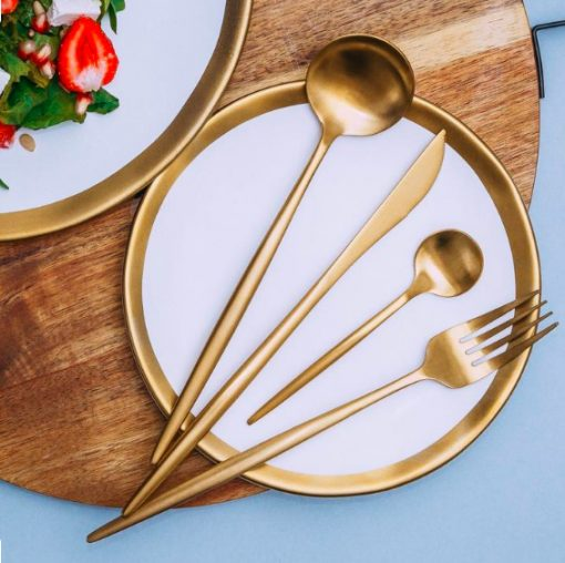 Screen Shot 2019 04 29 at 5.37.33 PM 510x508 - tabletop-and-bar, flatware - The Olivia Cutlery Set - In Gold