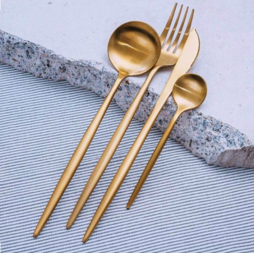 Screen Shot 2019 04 29 at 5.37.53 PM 510x508 - tabletop-and-bar, flatware - The Olivia Cutlery Set - In Gold