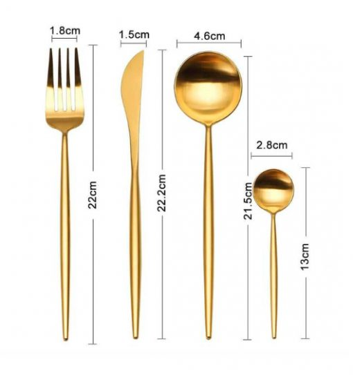 Screen Shot 2019 04 29 at 5.38.18 PM 510x543 - tabletop-and-bar, flatware - The Olivia Cutlery Set - In Gold