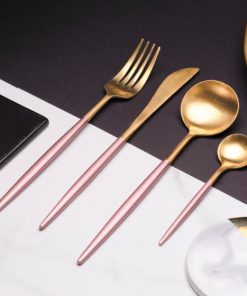 Screen Shot 2019 04 29 at 6.05.57 PM 247x296 - tabletop-and-bar, flatware - The Olivia Cutlery Set - In Pink