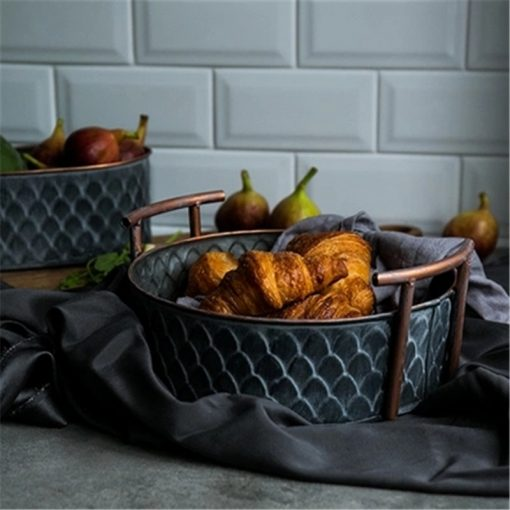 4636 eve3ak 510x510 - trays-and-storage, tabletop-and-bar, sale - The Amara Collection Metal Baskets for Food Storage
