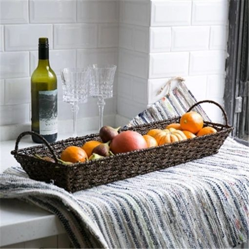 4665 j6kqnr 510x510 - trays-and-storage, tabletop-and-bar, sale - The Convivial Collection Woven Food Storage Baskets