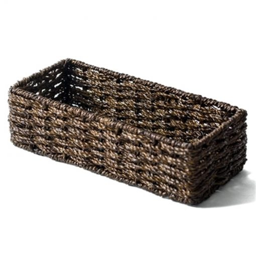 4679 ablyig 510x510 - trays-and-storage, tabletop-and-bar, sale - The Convivial Collection Basket for Cutlery and Food Storage
