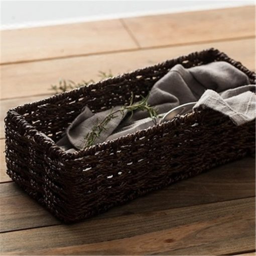 4679 lopzbp 510x510 - trays-and-storage, tabletop-and-bar, sale - The Convivial Collection Basket for Cutlery and Food Storage