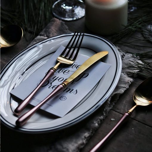 5062 yjtife 510x510 - tabletop-and-bar, sale, flatware - The Ophelia Collection Luxurious Dinner Cutlery