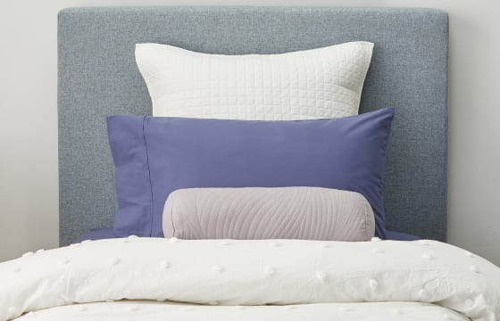 Twin Bed Pillow Arrangements Voguenest