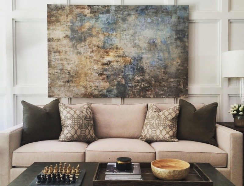 How To Hang Wall Art Voguenest