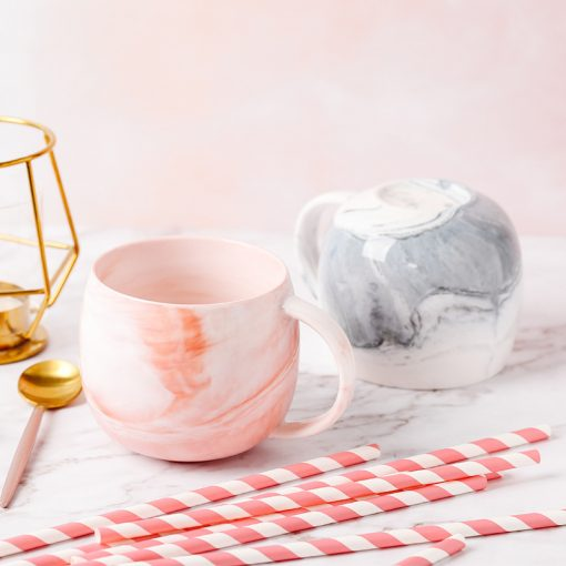 """5620 5427de32e9f97ab79361f57119de9709 510x510 - tabletop-and-bar, drinkware - """"Marblelicious"""" Ceramic Mug"""