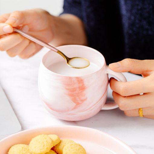"""5620 cd8072356f758055e222e2ab5b3a485a 510x510 - tabletop-and-bar, drinkware - """"Marblelicious"""" Ceramic Mug"""
