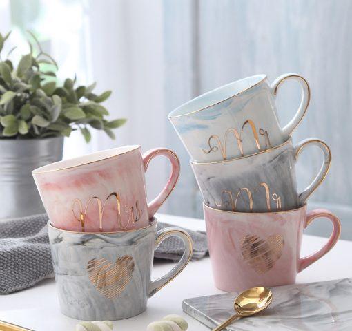 5656 7bd902546c493edbc3d2e22d218a3c54 510x479 - tabletop-and-bar, drinkware - Marble Porcelain Coffee Mugs
