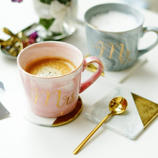 5656 e64bfb0dfcf1d82750991af12ede8cf8 510x510 - tabletop-and-bar, drinkware - Marble Porcelain Coffee Mugs
