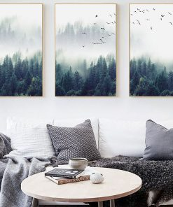 5885 402ab369e513ac8944c6583e3fa2177c 247x296 - wall-decor, decor - Nordic Forest in Fog Wall Art