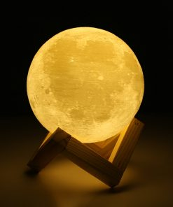 5985 53f18e8e272ed5b0fa260047f4ed3ff1 247x296 - lighting - 3D Moon Shaped LED Night Lamp