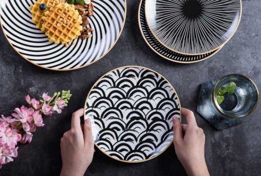 "ESCURA 510x345 - tabletop-and-bar, new-arrivals, dinnerware - The ""ESCURA"" Collection Dinnerware"