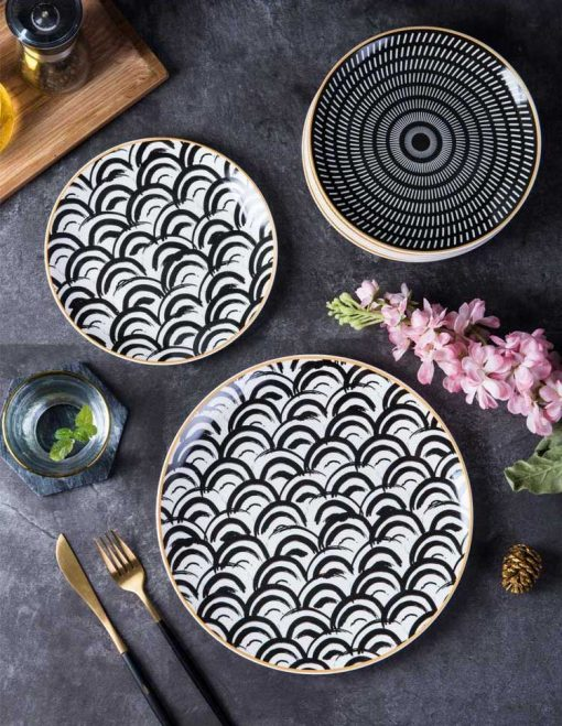 "ESCURA5 510x659 - tabletop-and-bar, new-arrivals, dinnerware - The ""ESCURA"" Collection Dinnerware"