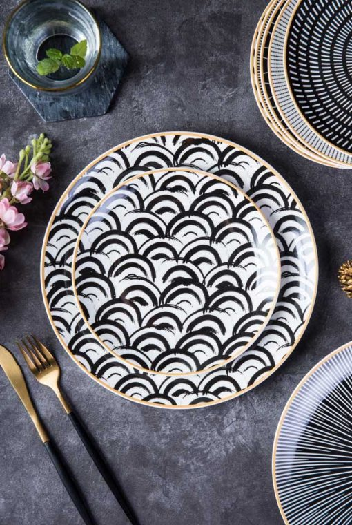 "ESCURA7 510x760 - tabletop-and-bar, new-arrivals, dinnerware - The ""ESCURA"" Collection Dinnerware"