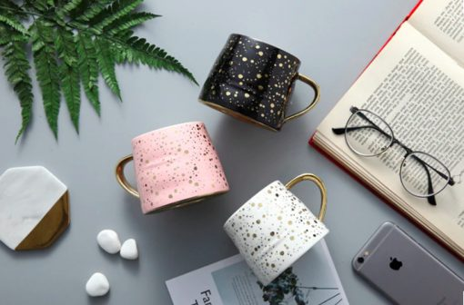 Screen Shot 2019 04 14 at 10.42.04 PM 510x336 - tabletop-and-bar, drinkware - Starry Sky Patterned Ceramic Coffee Mugs