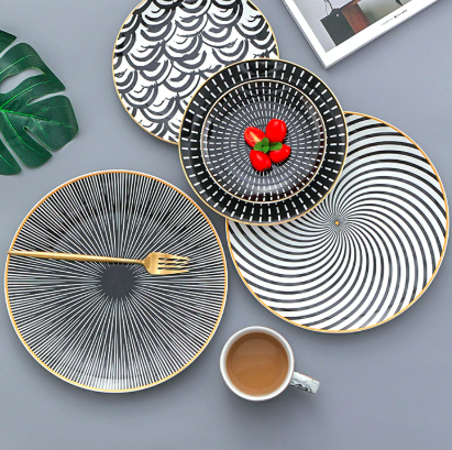 "Screen Shot 2019 04 24 at 11.58.30 AM - tabletop-and-bar, new-arrivals, dinnerware - The ""ESCURA"" Collection Dinnerware"