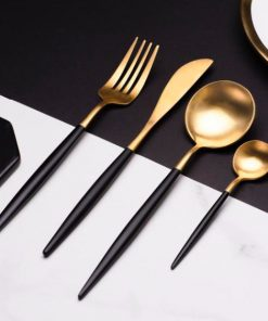 Screen Shot 2019 04 29 at 6.55.42 PM 247x296 - tabletop-and-bar, flatware - The Olivia Cutlery Set - In Black